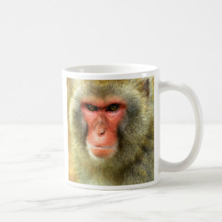 Snow Monkey Mugs