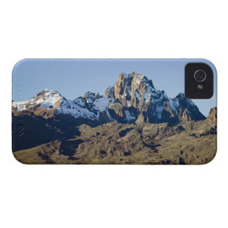 Snow on Mount Kenya Case-Mate iPhone 4 Cases
