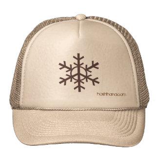 Snow Peacebrown, hoshihana.com Cap