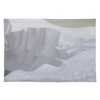 Snow Placemat