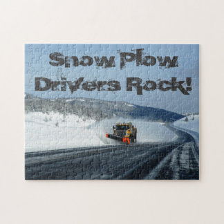 Snow Plow Puzzle