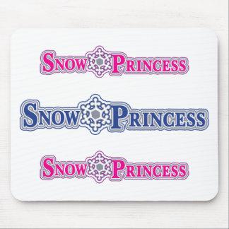 Snow-Princess-Light Mouse Pad