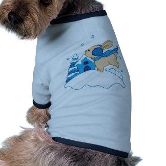 Snow Puppy Winterland Doggie Shirt
