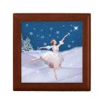 Snow Queen Ballerina  Gift Box