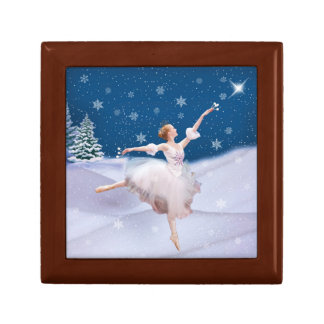 Snow Queen Ballerina  Gift Box