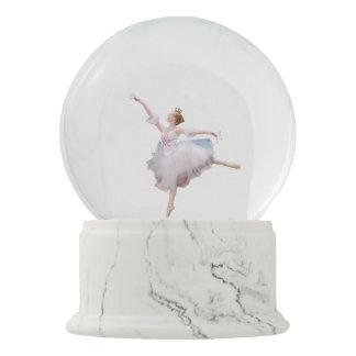Snow Queen Ballerina Snow Globe