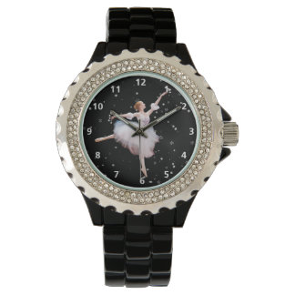 Snow Queen Ballerina With Numerals Watches