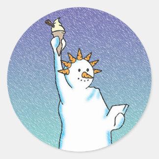 Snow Queen Sticker