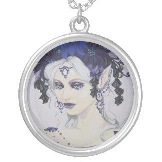 SNow Queen Winter Fantasy Necklace