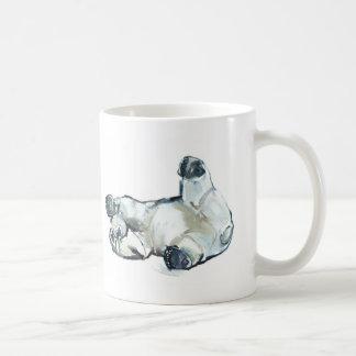 Snow Rub Coffee Mug