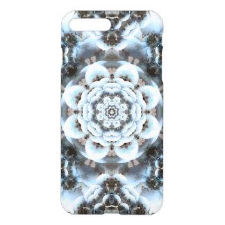 Snow Serenity Mandala iPhone 7 Plus Case