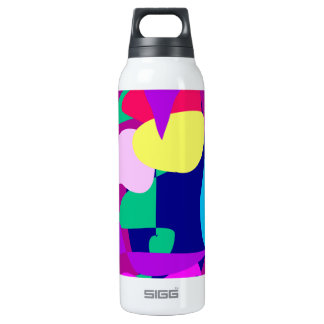 Snow 16 Oz Insulated SIGG Thermos Water Bottle
