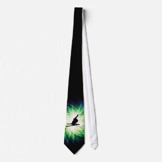 Snow Ski Gift Tie