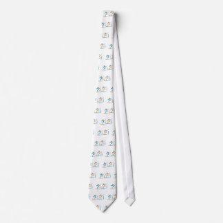 Snow Ski Tie