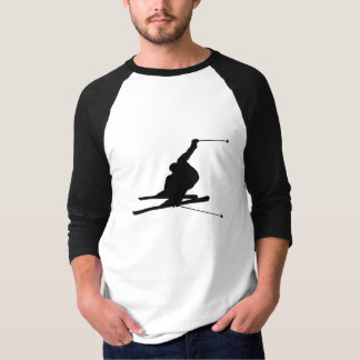 Snow Skiing T-Shirt