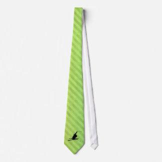 Snow Skiing Tie