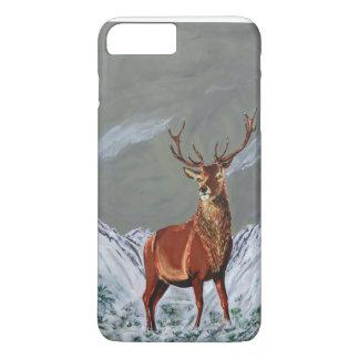 SNOW STAG iPhone 7 PLUS CASE
