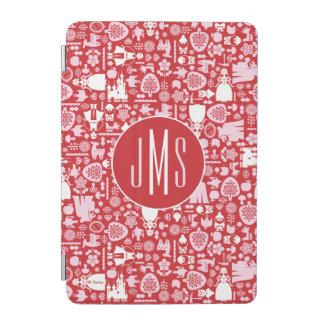 Snow White and Friends Pattern | Monogram iPad Mini Cover