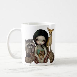 """Snow White and Her Animal Friends"" Mug"