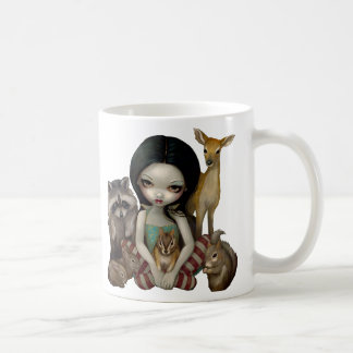"""Snow White and Her Animal Friends"" Mug"