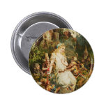 Snow White and Seven Dwarves Button