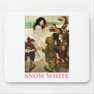 Snow White and The Seven Dwarfs Mousepads
