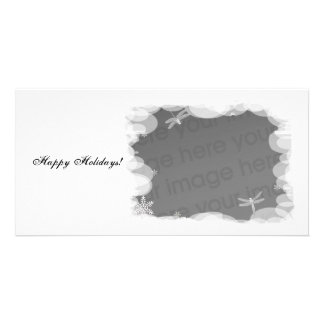 Snow White Holidays Picture Card