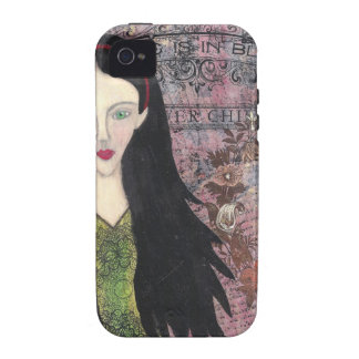 Snow White in the Forest Vibe iPhone 4 Cover