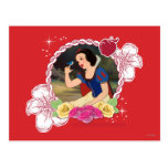 Snow White - Kind to all Big and Small Post Cards