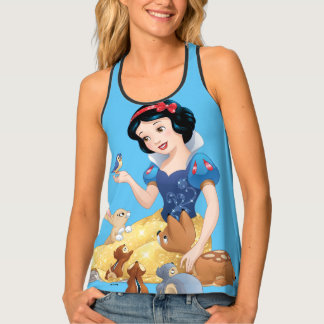 Snow White | Make Time For Buddies Tank Top