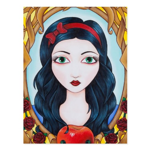 Snow White Post Cards