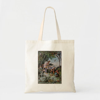 Snow White Waits to be Wakened by the Prince Tote Bag