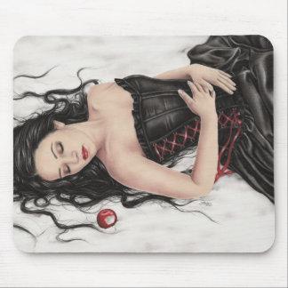 Snow Whites Fall Mousepad