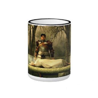 Snow White's Glass Coffin Coffee Mug