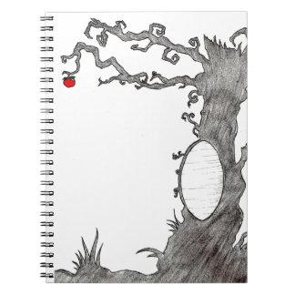 Snow White's Magic Tree Notebook