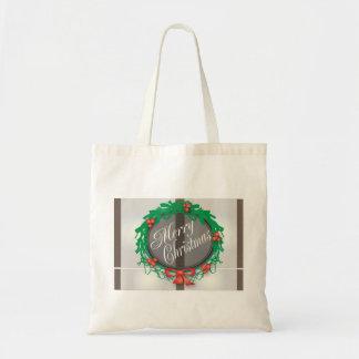 Snow Window Dressing Bag