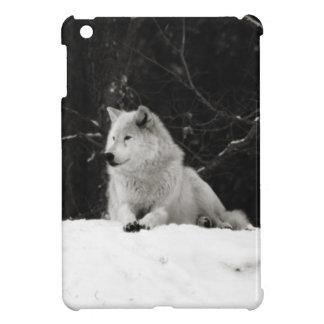 Snow Wolf iPad Mini Covers