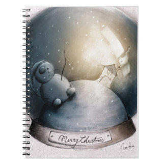 snowball notebook