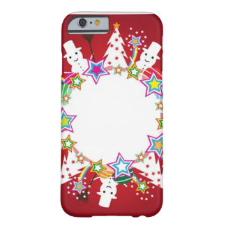 Snowball, Snowmen, and Trees Barely There iPhone 6 Case