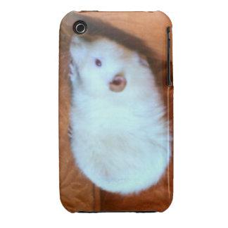 Snowball White Rat iPhone 3 Case