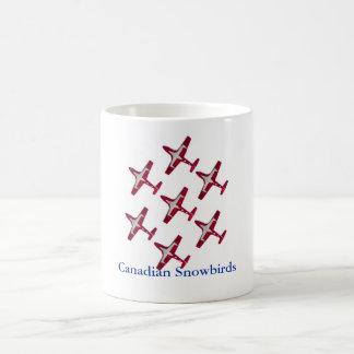 Snowbirds Seven-ship Mug