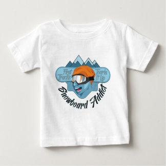 Snowboard Addict Baby T-Shirt
