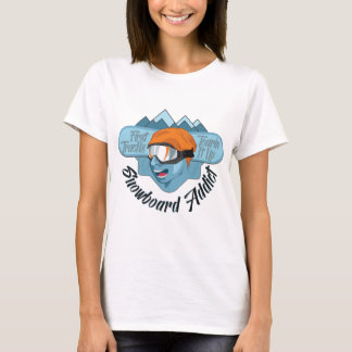 Snowboard Addict T-Shirt