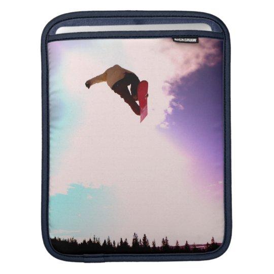 Snowboard Air iPad Sleeve