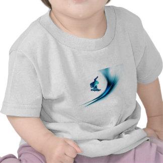 Snowboard Design Baby T-Shirt