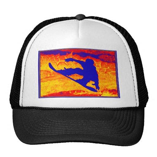 Snowboard Dream Hat