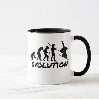 Snowboard Evolution Mug