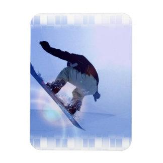 Snowboard Flexible Magnet