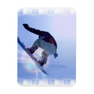 Snowboard Flexible Magnet Flexible Magnet