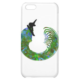 snowboard front side iPhone 5C cases